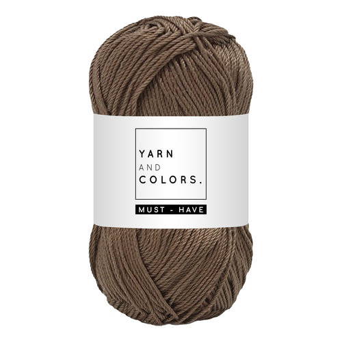 Yarn and colors Yarn and Colors Must-have Cigar