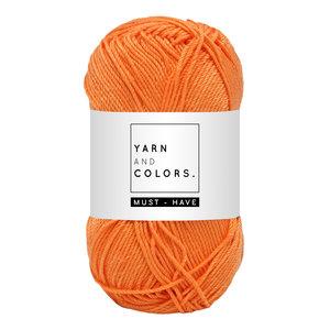 Yarn and colors Must-have Papaya