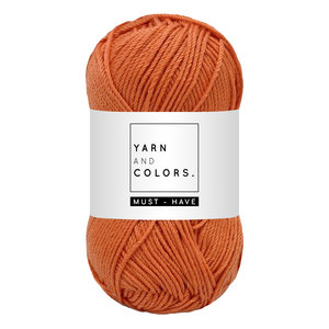 Yarn and colors Must-have Bronze