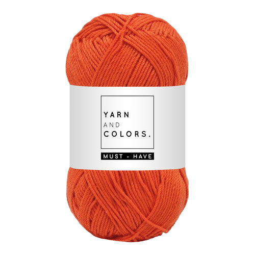 Yarn and colors Must-have Sunset