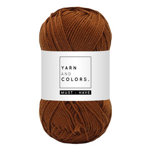 Yarn and colors Must-have Satay
