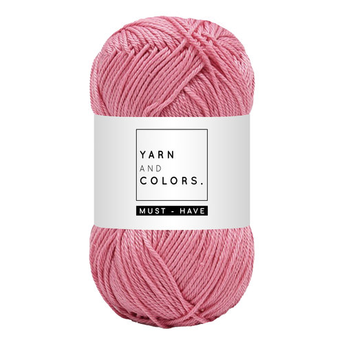 Yarn and colors Yarn and Colors Must-have Cotton Candy
