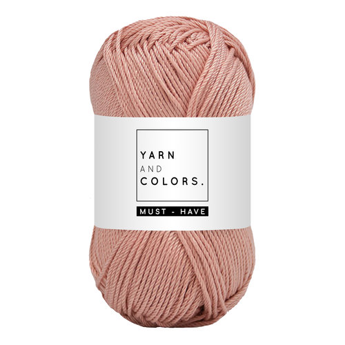 Yarn and colors Yarn and Colors Must-have Rose