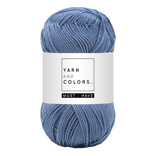Yarn and colors Yarn and Colors Must-have Denim