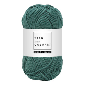 Yarn and colors Must-have Riverside