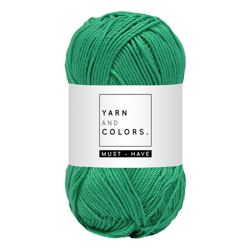 Yarn and colors Yarn and Colors Must-have Mint