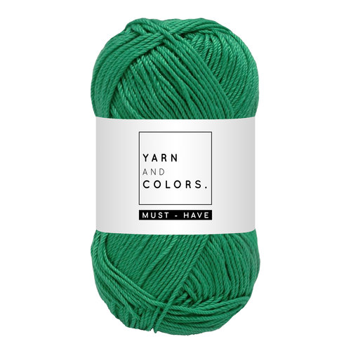 Yarn and colors Yarn and Colors Must-have Green Beryl