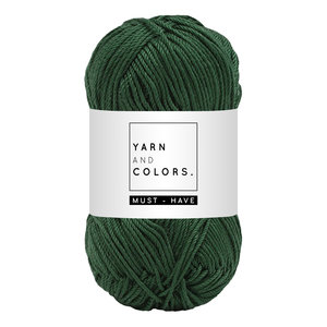 Yarn and colors Must-have Bottle