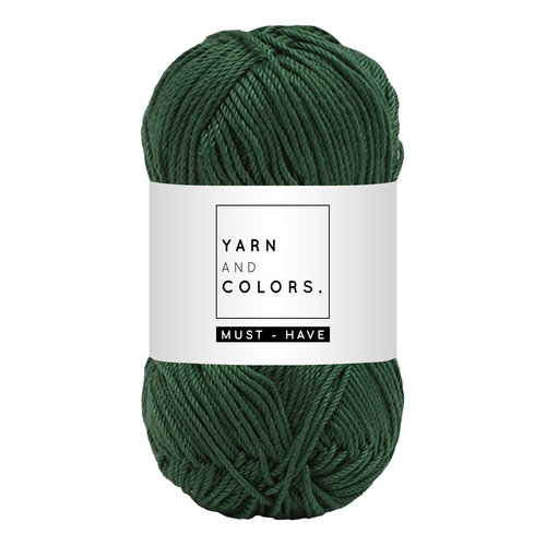 Yarn and colors Yarn and Colors Must-have Bottle