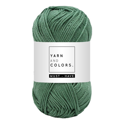 Yarn and colors Must-have Aventurine