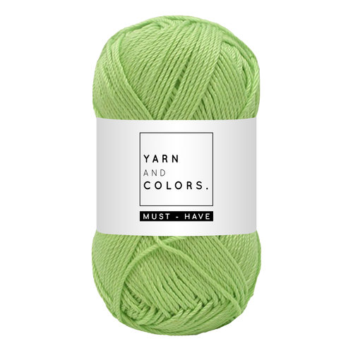 Yarn and colors Yarn and Colors Must-have Lettuce