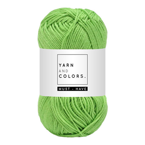 Yarn and colors Yarn and Colors Must-have Grass