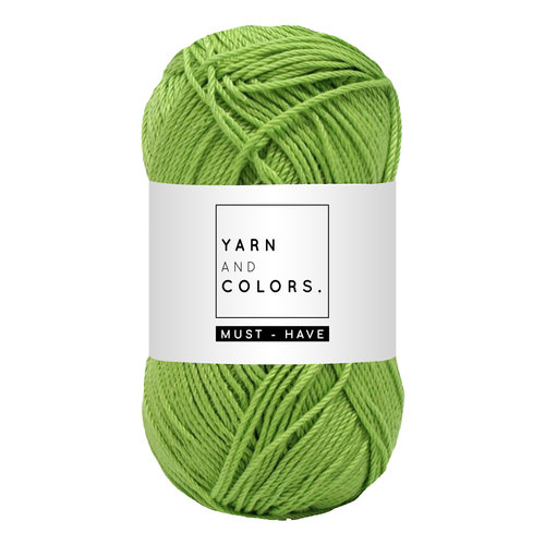 Yarn and colors Yarn and Colors Must-have Peridot