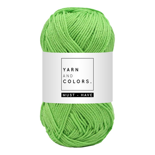 Yarn and colors Yarn and Colors Must-have Pesto