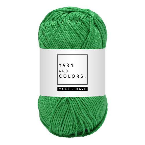 Yarn and colors Yarn and Colors Must-have Peony Leaf