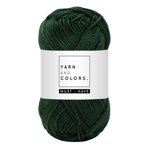 Yarn and colors Must-have Forest
