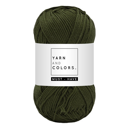 Yarn and colors Yarn and Colors Must-have Khaki