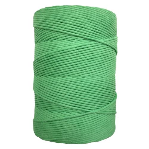 Hearts Single Twist 4.5MM Lettuce Green 500M