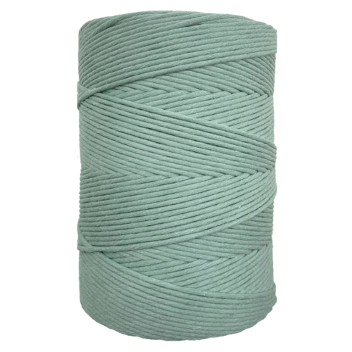 Hearts Hearts Single Twist 4.5MM Sage Green 500M