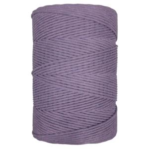 Hearts Single Twist 4.5MM Galaxy Purple 500M