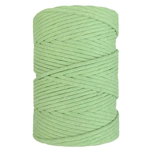 Hearts Single Twist 8MM Agave Green 200M