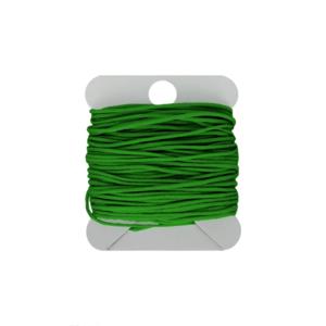 Hearts Macramé Koord 0.8MM Leaf Green