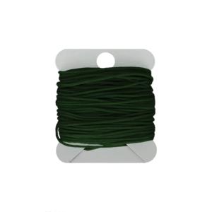 Hearts Macramé Koord 0.8MM Dark Green