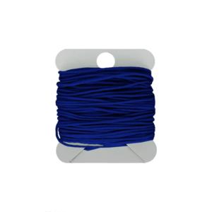 Hearts Macramé Koord 0.8MM Navy Blue