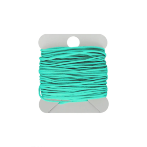 Hearts Macramé Koord 0.8MM Turquoise Green