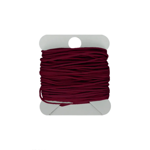 Hearts Hearts Macramé Koord 0.8MM Wine