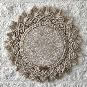 Hearts Bohemian Mandala 38 cm
