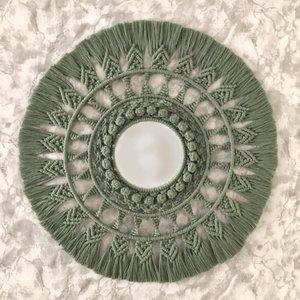 Hearts Mandala pakket (15 cm spiegel)