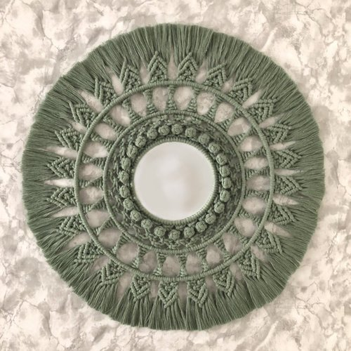 Hearts Mandala pakket met en zonder spiegel