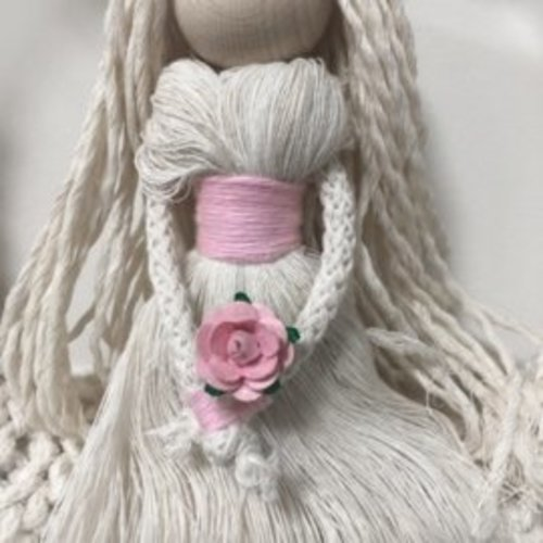 Hearts Bloemenmeisje in krans