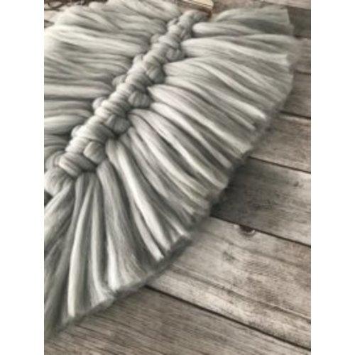 Hearts Pakket macramé veer wol (50 x 80 cm)