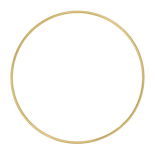 Hearts Macramé Ringen Goud 10 - 25 cm