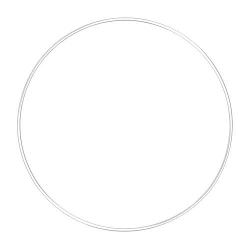 Hearts Macramé Ringen Wit 10 - 35 cm