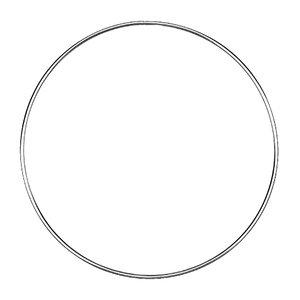 Hearts Macramé Ringen Metaal 4.8 - 60 cm