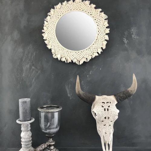 Hearts Hearts Mandala pakket met en zonder spiegel (30 cm spiegel)