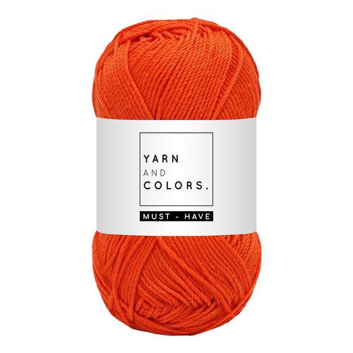 Hearts Mandalini Pakket Kleur Fiery Orange