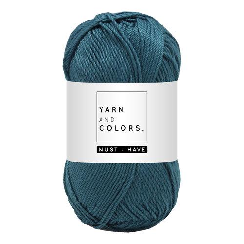 Hearts Mandalini Pakket Kleur Petrol Blue