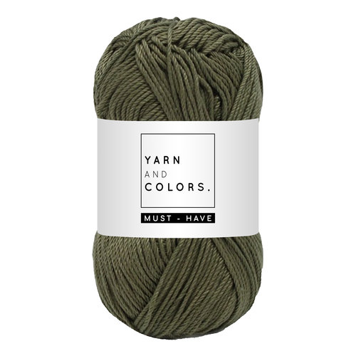 Hearts Mandalini Pakket Kleur Olive