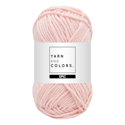 Yarn and colors Yarn and Colors Epic Pearl