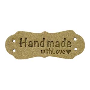 Handmade With Love Beige