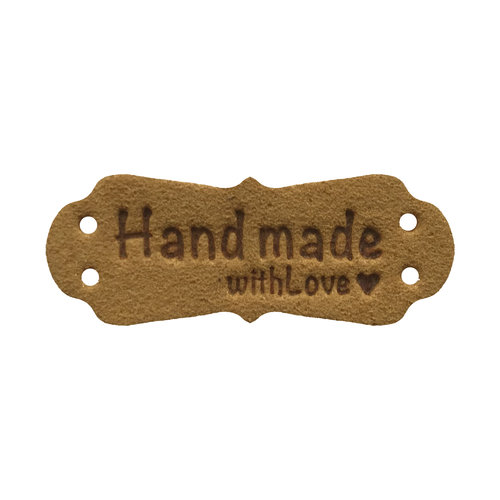 Handmade With Love Okergeel