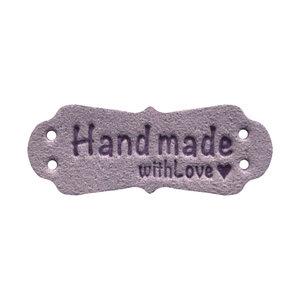 Handmade With Love Lila