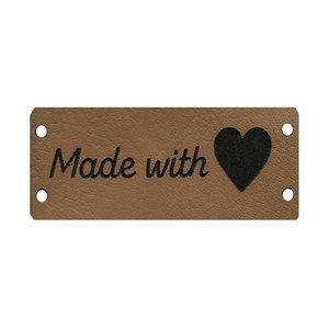 Made With Love Beige/Zwart Liggend