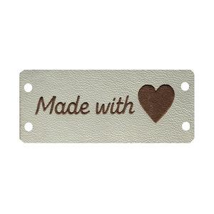 Made With Love Créme/Beige Liggend