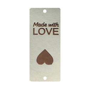 Made With Love Créme/Beige Staand