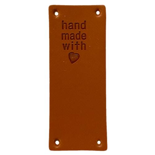 Handmade With Love Rechthoekig